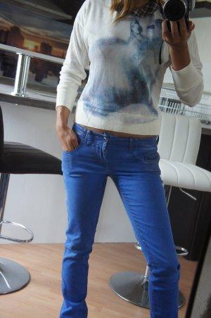 DIESEL Jeans + Zara Shirt Größe S W26 S 34