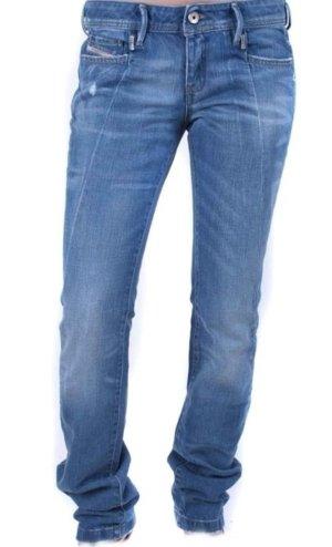 Diesel Jeanshose Original Skinny uselook Vintage Blizz 008hl Stretch Gr 29/ 34
