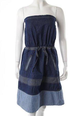 Diesel Jeanskleid blau