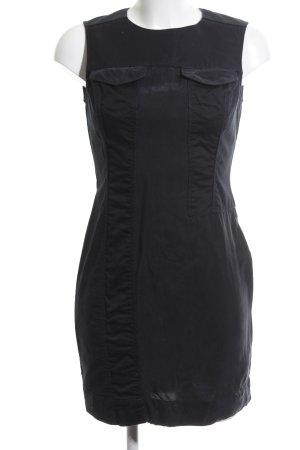 Diesel Jeanskleid schwarz Street-Fashion-Look