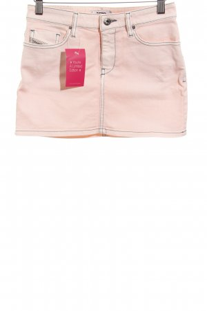 Diesel Jeansrock rosa-grau 90ies-Stil
