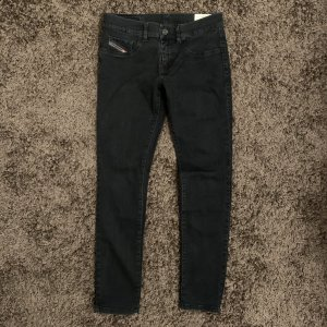 Diesel Jeggings antracite