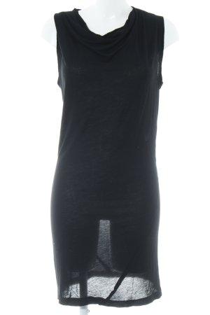 Diesel Jerseykleid schwarz Elegant