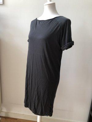 Diesel Shortsleeve Dress dark grey-anthracite
