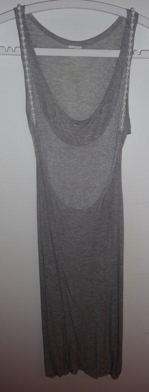 Diesel-Kleid mit Perlenkette