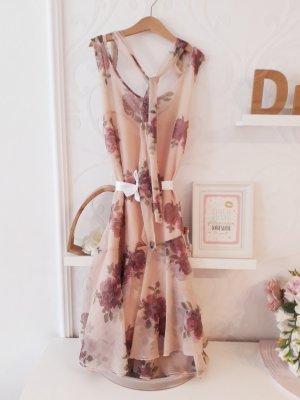 Diesel Kleid mit Rosenmuster