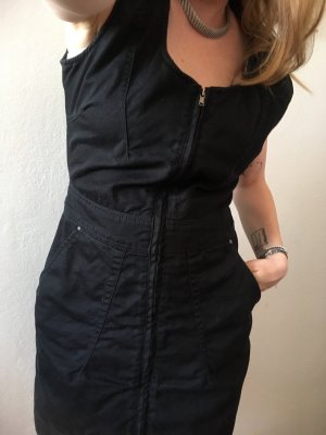 Diesel Mini Dress black