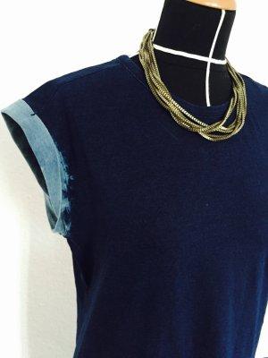 Diesel Kleidchen Jeansoptik