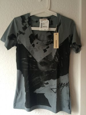 Diesel lässiges T-Shirt, Größe 36