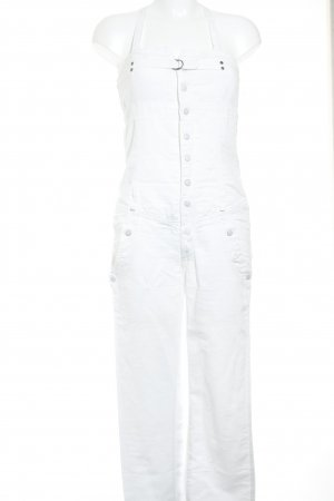 Diesel Dungarees white casual look