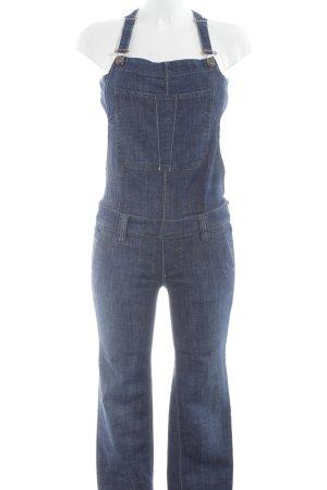 Diesel Jeans met bovenstuk blauw casual uitstraling
