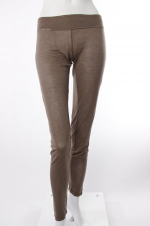 Diesel Leggings gray green