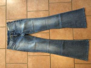 Diesel Livier- Flare Jeans