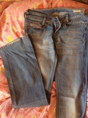 Diesel Louvely W26 L32 Boot Cut Jeans