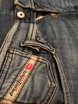 Diesel Low Waist Jeans