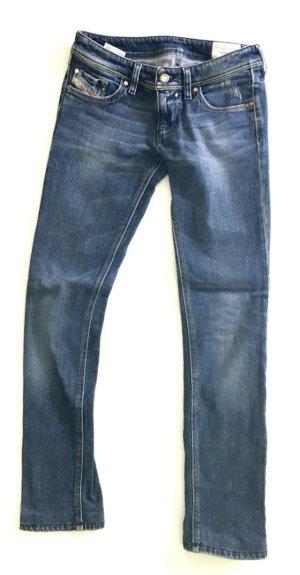 Diesel LOWKY Jeans Gr. 26/34 gekürzt - top Zustand!