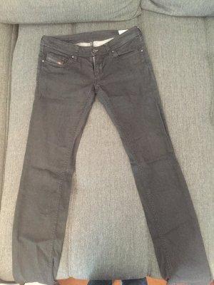 Diesel Lowky Jeans schwarz Gr. 28/34