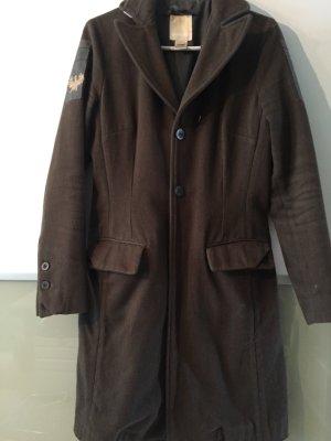 Diesel Mantel 100% Wolle sehr warm, sehr guter Zustand