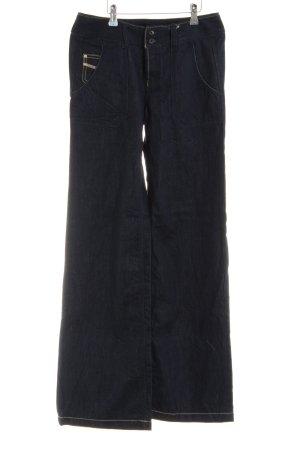 Diesel Marlene jeans zwart casual uitstraling