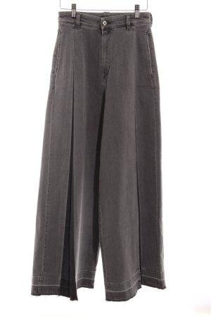 Diesel Marlene jeans grijs extravagante stijl