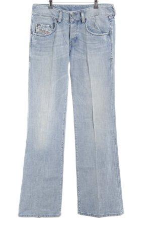 Diesel Marlenejeans himmelblau Jeans-Optik