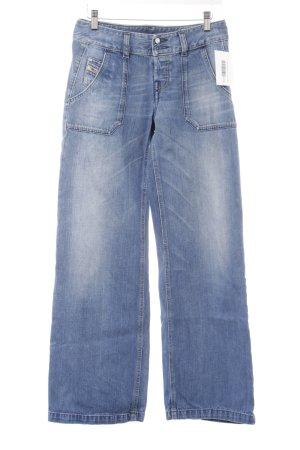 """Diesel Marlene jeans """"VOLVER"""" lichtblauw"""