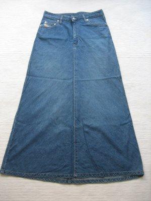 diesel maxirock hippie festival wie neu gr. 27, s jeans kult