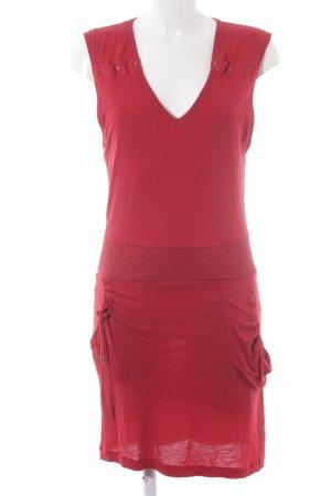 Diesel Mini Dress red casual look
