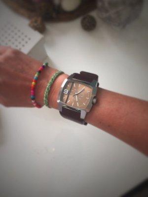 DIESEL ++++ NEUwertig ++++++ only unisex Armbanduhr Armspange