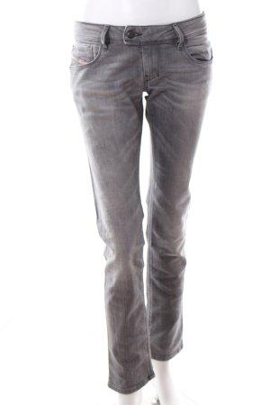 Diesel NEVY Skinny Jeans grau