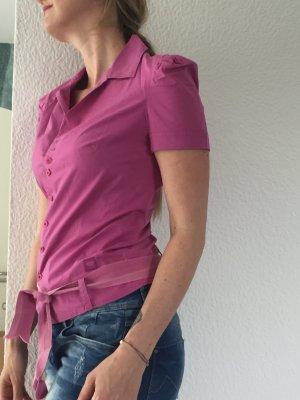 Diesel Short Sleeved Blouse multicolored