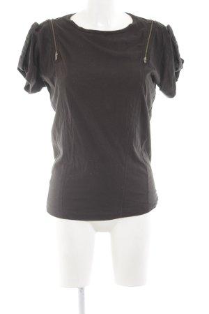 Diesel Oversized Shirt black casual look