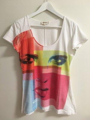 Diesel Print Tshirt