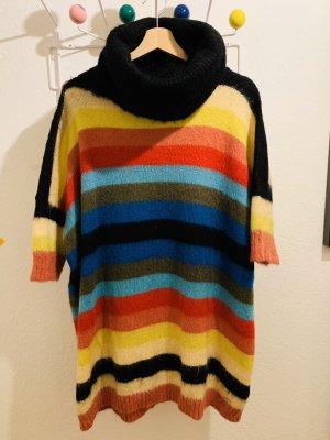 Diesel Abito di maglia multicolore