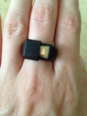 Diesel Ring schwarz mit schiebefunktion:-)
