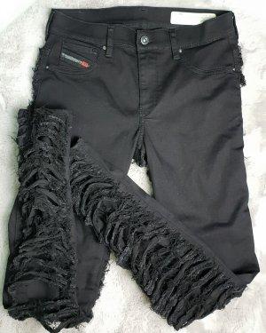 Diesel Ripped destroyed Blogger Hose Jeans
