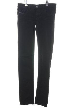 Diesel Tube Jeans black casual look