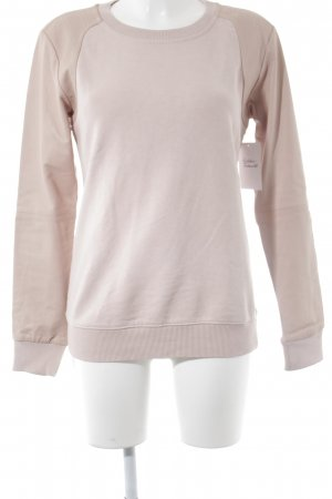 Diesel Crewneck Sweater pink casual look