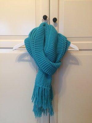 Diesel Schal, schön lang, grob gestrickt und tolle Farbe ⚠️letzte Reduzierung⚠️