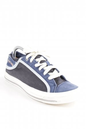 Diesel Schnürsneaker Colourblocking Casual-Look