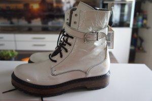 DIESEL Schuhe Lackleder Größe 39 NEU mit Fehlern