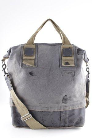 Diesel Schultertasche khaki Military-Look