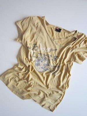 DIESEL Shirt, heiß geliebt mit Print