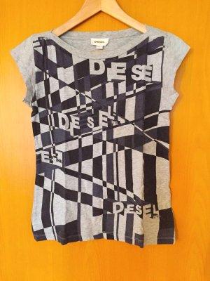 Diesel Shirt mit ungewöhnlichem Print