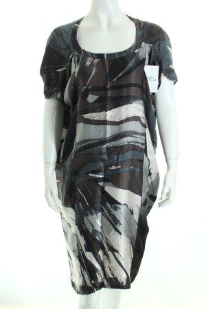 Diesel Shirtkleid abstraktes Muster extravaganter Stil