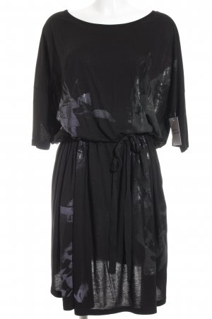 Diesel Shirtkleid abstraktes Muster Street-Fashion-Look