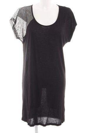 Diesel Shirt Dress black casual look