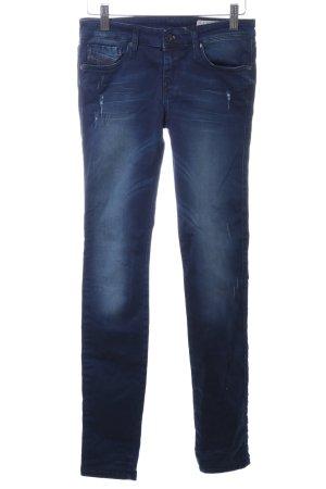Diesel Jeans skinny blu stile casual
