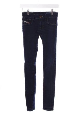 Diesel Skinny Jeans dunkelblau