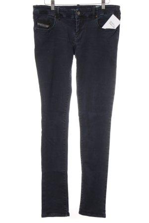 Diesel Skinny Jeans dark blue casual look